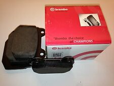 MG ZT 260 V8 & Rover 75 V8 Brembo rear brake pad set THE CORRECT SIZE!