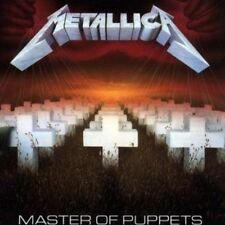 METALLICA (MASTER OF PUPPETS - CD SEALED + FREE POST)