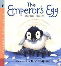Read and Wonder: The Emperor's Egg Big Book : Read and Wonder Big Book by...