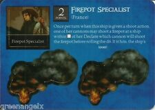 PIRATES OF THE REVOLUTION - UL066 FRENCH FIREPOT SPECIALIST