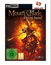 Mount & Blade With fire and Sword Steam Pc Game Key Code Global [Blitzversand]