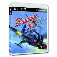 Damage Inc Pacific Squadron WWII Game PS3 Sony PlayStation 3 PS3 Brand New