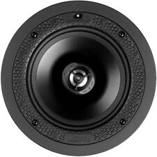 Definitive Audio Di6.5r Disappearing In Ceiling / In Wall Speaker