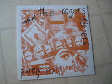 "ROGERS SISTERS 2003 ""Purely Evil"" NEW/SEALED INDIE PUNK COLOR VINYL LP"