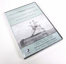 NEW - Classical Pilates Technique - The Complete Universal Reformer Series (DVD)