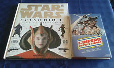 Star Wars l'Impero Colpisce Ancora Mondadori'80+Episodio I Guida ai personaggi