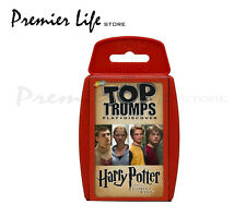 Harry Potter and The Goblet of Fire Top Trumps Card Game