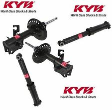 4-KYB Excel-G® Front Shocks/Struts (2-Front & 2-Rear) for Sentra 2007 to 2012