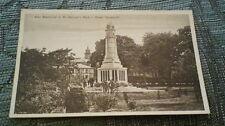 Great Yarmouth - War memorial in St Georges Park   Vintage Postcard (unused)