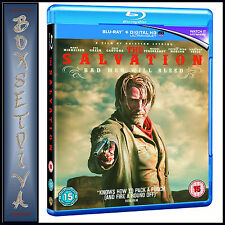 THE SALVATION -  Mads Mikkelsen  *BRAND NEW  BLU-RAY ***