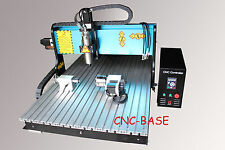 NEW 2.2KW four axis CNC Router 6090 engraver milling engraving machine only 220V