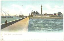 CPA EGYPTE - PORT SAID - The Lighthouse - Le Phare