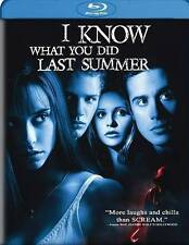 I Know What You Did Last Summer (Blu-ray Disc, 2014)