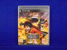 ps3 ONE PIECE Pirate Warriors 3 Whole Original Story PAL UK Version REGION FREE