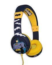 """! nuevo! DC Comics Presenta Batman El Valiente & The Bold"""" """"Auriculares para niños"""