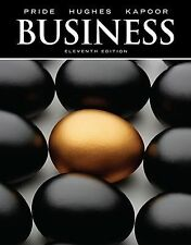 Business, by Pride Hughes Kapoor 11th Edition