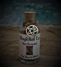 HEX REMOVING TEA Herbal Spell Blend Ritual Tea Curses Jinx Wicca Witchcraft 1 oz