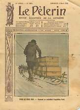 Expedition Robert Falcon Scott Antarctic South Pole Antartica 1913 ILLUSTRATION