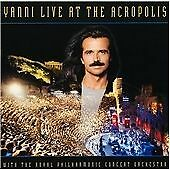 Yanni - Live At The Acropolis (1994) CD