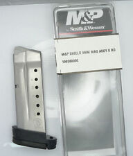 Smith & Wesson S&W 19936 Shield 9 MM 9MM Magazine Mag 8 Rd M&P - New