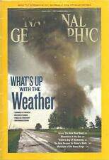 NATIONAL GEOGRAPHIC  September 2012 What's Up With The Weather English Monthly