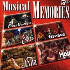 Soundtracks - Musical Memories-5cd (2012) - Used - Compact Disc