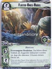 Warhammer 40000 Conquest LCG-Flayed-ones-branco #013 - Legioni dei morti