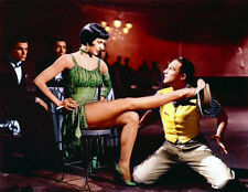 Gene Kelly & Cyd Charisse UNSIGNED photo - P1979 - Singin' in the Rain