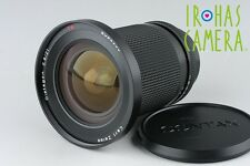 Contax Carl Zeiss Distagon T* 21mm F/2.8 MMJ Lens for CY Mount #9555A2