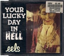 Eels Your Lucky Day In Hell UK CD Single