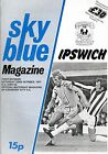 Football Programme COVENTRY CITY v IPSWICH TOWN Oct 1977