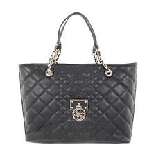 Guess Aliza Medium Black Ladies Tote Handbag VG610923BLA