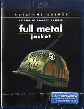 FULL METAL JACKET (1987) Stanley Kubrick - BLU RAY DISC NUOVO