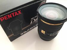 Pentax DA* 16-50mm f2.8 ED AL IF Lens 16-50mm f2.8 with UV Cover