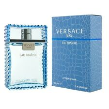 Versace Eau Fraiche Aftershave 3.4oz / 100ml Men's After Shave ✰ Free Shipping ✰