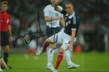 SCOTLAND HAND SIGNED KENNY MILLER 6X4 PHOTO PROOF 2.