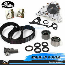 Gates JAPAN Timing Belt Kit Hydraulic Tensioner Water Pump For Hyundai Kia 3.5L