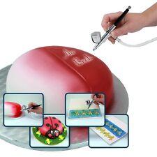 Pme air brush & compresseur kit pour décoration gâteau/pulvérisation