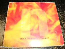 NINE INCH NAILS cd BROKEN free US shipping