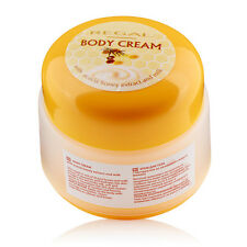 Crema corporal con extracto de miel y leche, Regal Honey and Milk