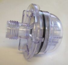 "Water strainer for pumps 1/2""bsp m & f  connections     SHU01"