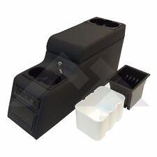 Deluxe Locking Center Console Black Denim for Jeep CJ7  & Wrangler YJ 87-95