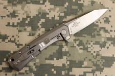 KAI Zero Tolerance ZT 0808 Todd Rexford S35VN & Titanium Folding Knife PRIORITY!