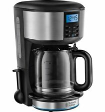 Russell Hobbs 20680 Buckingham Filter Coffee Machine 1.25L with Timer