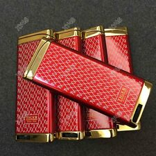 5 x Tiger  Jet Torch Flame ultra-thin Portable Windproof Cigar Cigarette Lighter