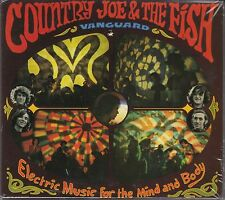 Country Joe & The Fish - Electric Music for the Mind and Body, Deluxe Ed. 2CD