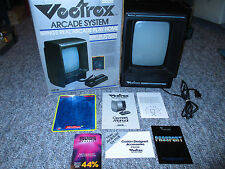 Vectrex Video Game System Console * COMPLETE IN BOX * CiB BOXED *