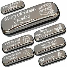Personalised Glasses Case Grandad Daddy Dad Mum Mummy Birthday Christmas Gifts