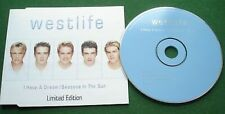 Westlife I Have a Dream / Seasons in the Sun Abs Excellent Condition CD Single