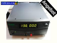 Power satt Funknetzgerät, einstellbar Maas SPS 9400 3 - 15 V 40A 600W 13,8V Opt.